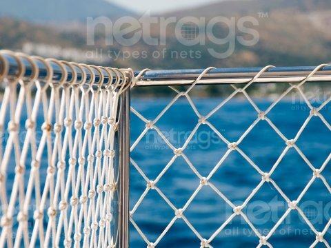 balkon güvenlik file ağı